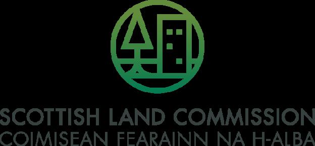 Scottish Land Commission logo